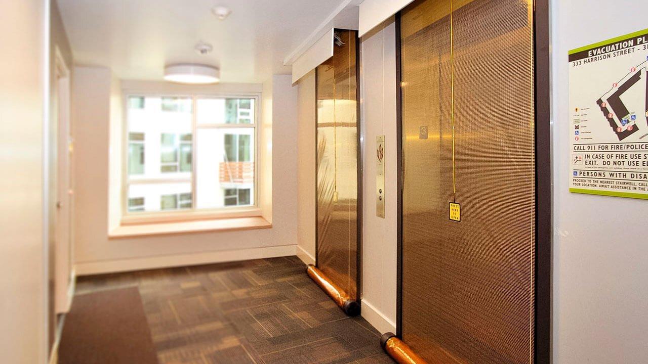M600 • Rincon Green Apartments • San Francisco, CA